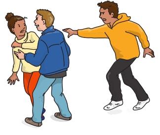 Szene Belästigung Jugendliche